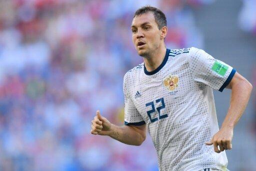 Russlands Artjom Dsjuba fällt gegen Deutschland aus
