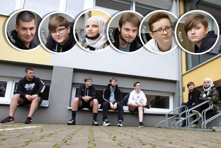 Mein Leben, mein Job, meine Heimat: Sechs Plauener Jugendliche über Zukunftspläne und Bundespolitik