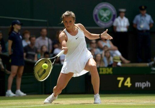 Annika Beck beendet mit 24 Jahren ihre Tenniskarriere