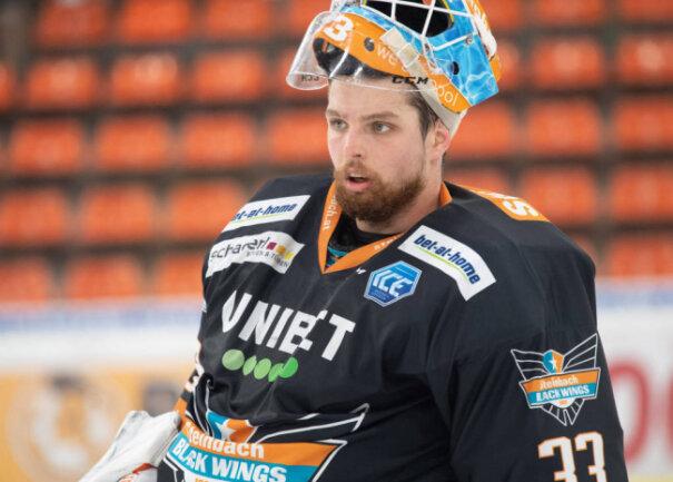 Luka Gračnar trug zuletzt das Trikot des EHC Linz.