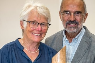 Karin und Dietmar Dübner.
