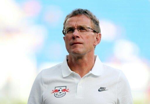 Ralf Rangnick reagierte verägert auf die Dopingkontrolle