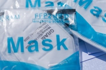 Frühestens ab Dienstag sollen je drei kostenlose Schutzmasken an Senioren und Risikopatienten verteilt werden.
