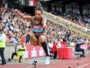 Malaika Mihambo verpasst den Disziplin-Jackpot