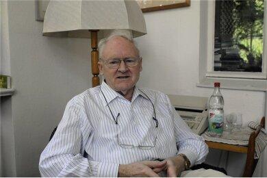 """Gerhard Wolf erzählt in """"Herzenssache"""" von außergewöhnlichen Begegnungen."""
