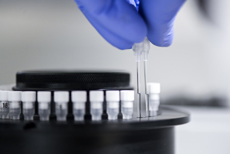 Mutiertes Coronavirus in Sachsen nachgewiesen