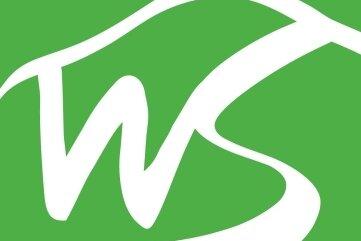 Das Logo für den neuen Rundwanderweg. Der Weg ist rund 97 Kilometer lang.