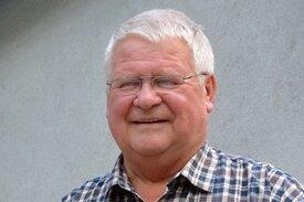 Friedrich Schlosser - zukünftiger Aufsichtsratsvorsitzender der Volkssolidarität Regionalverband Freiberg