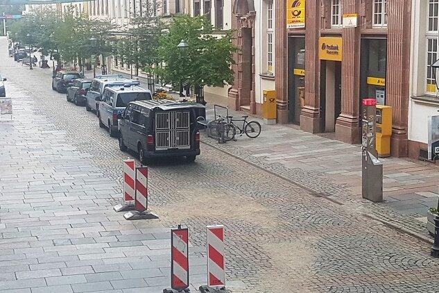 Totschlag in Dortmund: Verdächtiger in Zwickau festgenommen