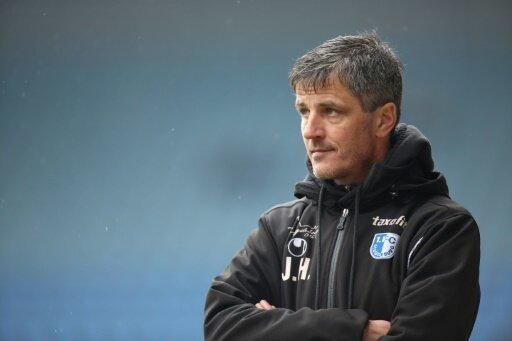 Jens Härtel wurde vom 1. FC Magdeburg entlassen