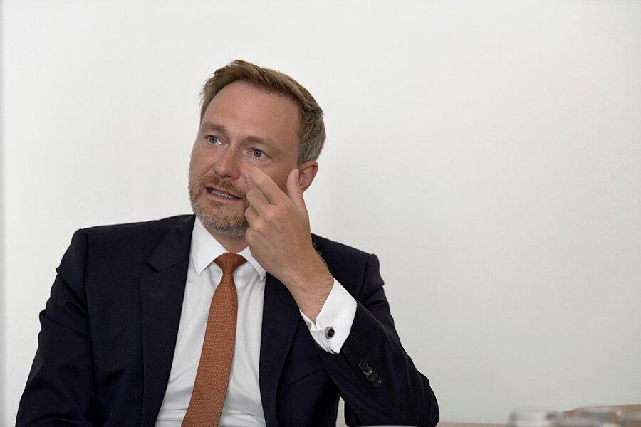 Der FDP-Vorsitzende Christian Lindner will im Wahlkampf mit der Garantie seiner Partei punkten, keine Steuererhöhungen mitzutragen.
