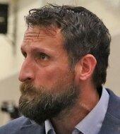 Marco Förster - Präsident und Trainer von RB Zwickau