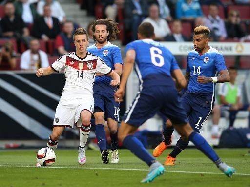 Patrick Herrmann bereitete das 1:0 vor