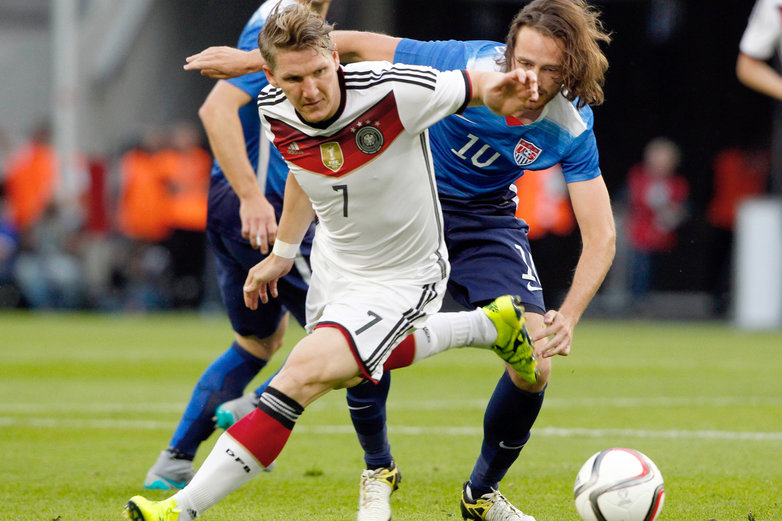Gut begonnen, stark abgebaut: DFB-Team verliert 1:2 gegen USA
