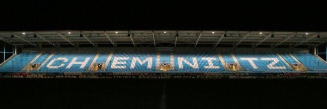Gehen für den Chemnitzer Profi-Fußball die Lichter aus? In den nächsten Tagen wird sich die Zukunft des CFC entscheiden.