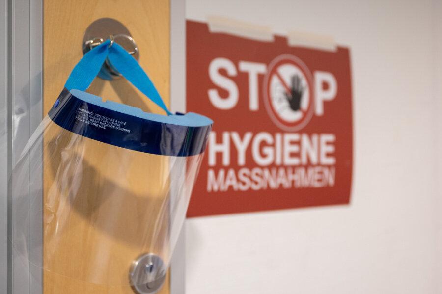 Deutlich mehr Keim-Infektionen in sächsischen Krankenhäusern