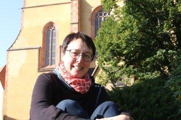 Ulrike Schubert freut sich auf ihre Arbeit als Kantorin in den Kirchgemeinden Oederan, Frankenstein und Kirchbach sowie der vereinigten Kirchgemeinde Eppendorf.