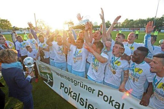 Dank des Siegs über den FSV Zwickau tritt der CFC im DFP-Pokal 2015/16 an.