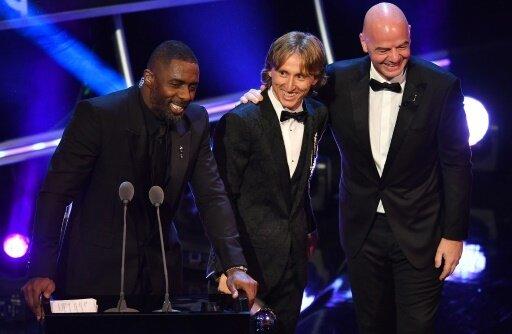 Modric erstmals Weltfußballer