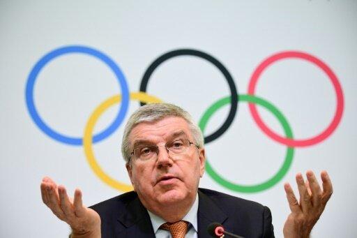 UN-Initiative: Bach und IOC übernehmen führende Rolle