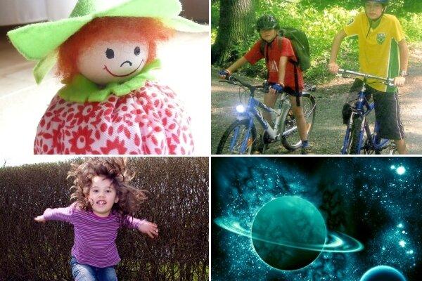 Tipps für die Sommerferien: Von Fahrradtour bis Schmökerstunde