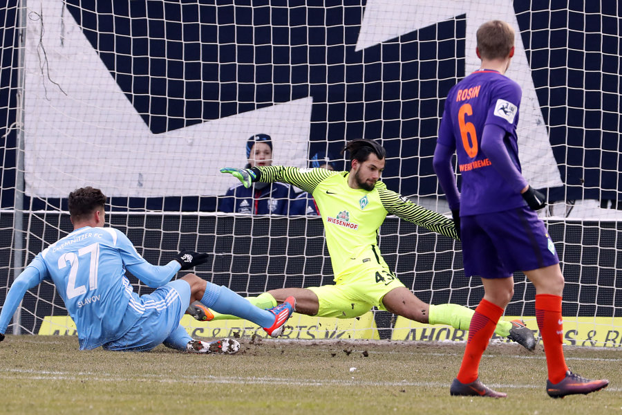 Chemnitzer FC fährt wichtigen Heimsieg ein