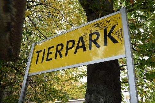 Tierpark geöffnet - Wildgatter erst am Dienstag wieder