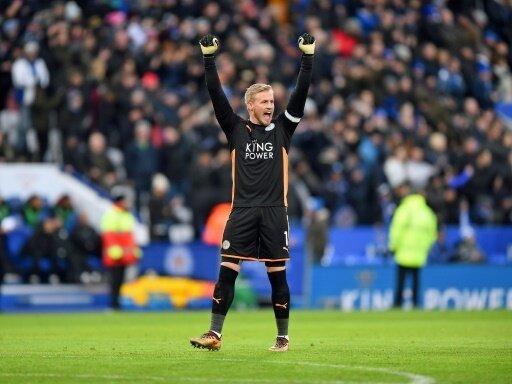 Kasper Schmeichel verlängert bis 2023 bei Leicester