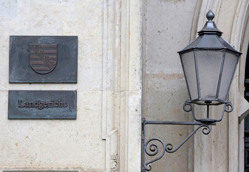 Mordprozess in Zwickau: Langjährige Haftstrafe für Haupttäter, Bewährung für Freundin