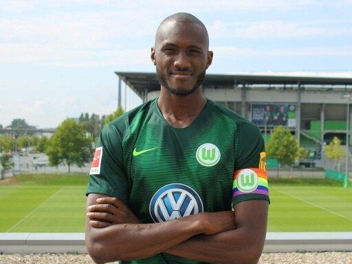 Josuha Guilavogui ist Kapitän der Wolfsburger Mannschaft