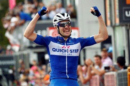 Maximilian Schachmann triumphiert auf der zweiten Etappe