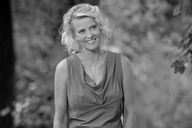 So kannte man sie: Die Freibergerin Anette Haber ist am 1. Mai gestorben.