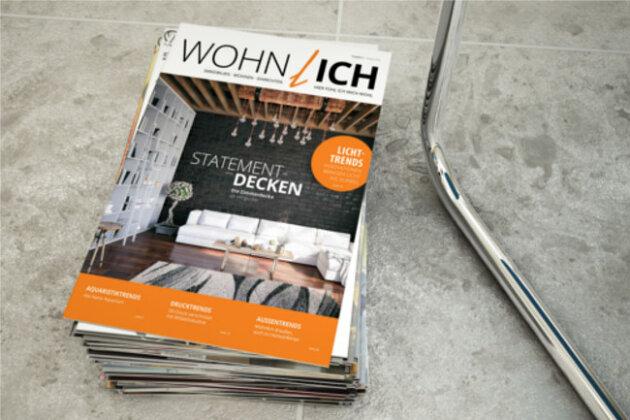 """Werden Sie mit Ihrer Homestory ein Teil der neuen """"Wohnlich""""-Ausgabe!"""