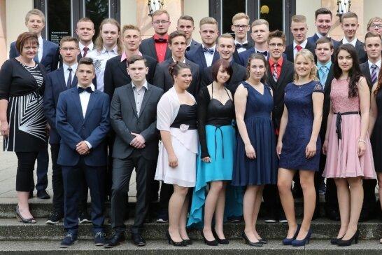 Wir gratulieren zum Abitur