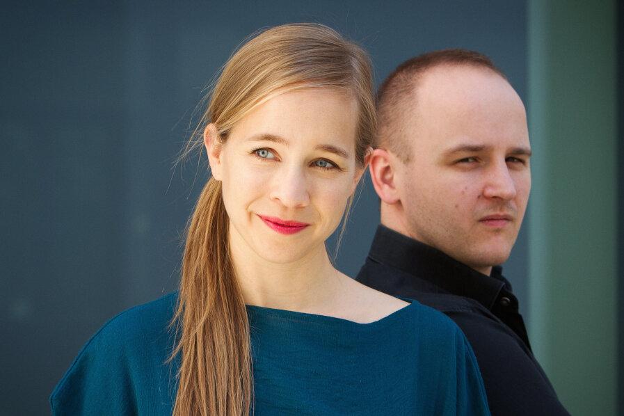 Veronika Harcsa & Bálint Gyémánt: Lyrischer Jazz-Pop zum Abschluss der Jazztage am 18. August im König Albert Theater.