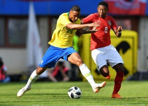 WM-Aus für Danilo (l.)
