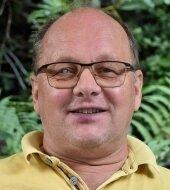Bernd Schmidt - Präsident des Kreisverbandes Tischtennis Mittelsachsen