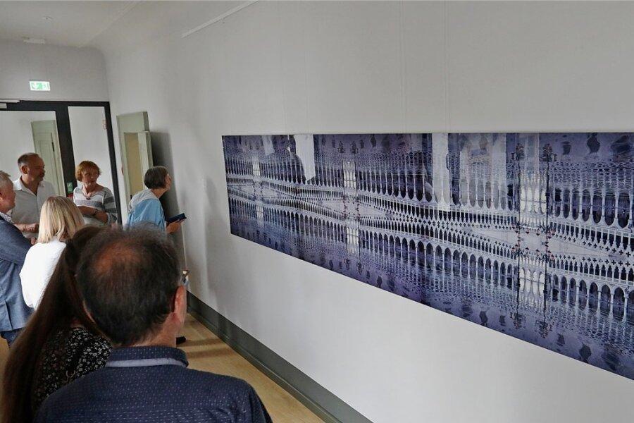 Venedig-Ausstellung im Schloss Wildenfels lockt Besucher aus ganz Sachsen an