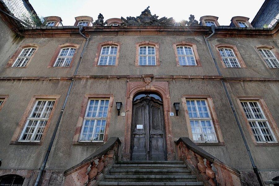Anfang Juli sollte Schloss Neusorge zwangsversteigert werden. Das ging zunächst schief.