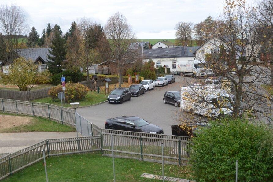 Planung für Neugestaltung von Reumtengrüns Dorfplatz gestartet