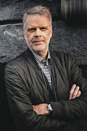 Hans Rosenfeldt - Autor
