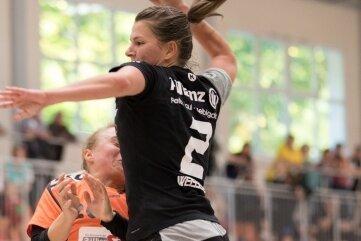Mit Schwung ins Vogtland: Sophie Zeller war zuletzt mit 12 Toren beste Rotation-Werferin.