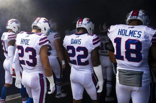 NFL: Buffalos Vontae Davis hat seine Karriere beendet.