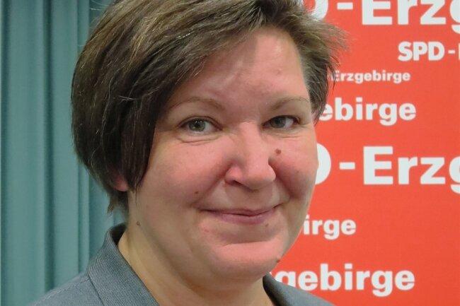 Sabine Friedel - bildungspolitische Sprecherin der SPD im Landtag Sachsen