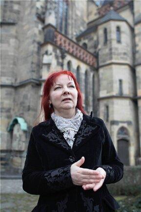Sabine Ebert schreibt überaus erfolgreiche historische Romane.