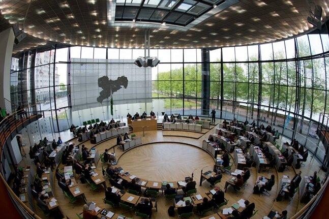 Doppelhaushalt 2015/16: 34,4 Sachsen-Milliarden