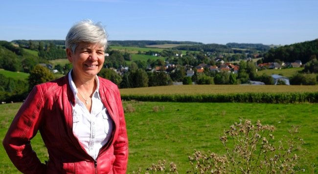 Marion Dick bleibt Bürgermeisterin von Heinsdorfergrund.