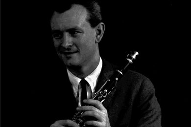 Jimmy Giuffre - Klarinettist