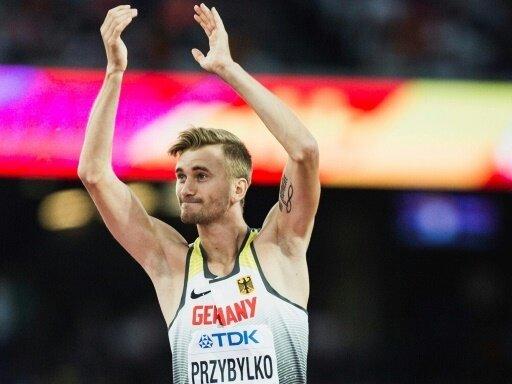 Überaschende Bronzemedaille für Mateusz Przybylko