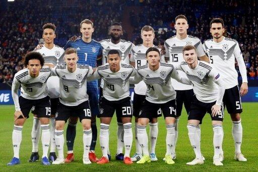 Die Nationalmannschaft fällt in der Weltrangliste zurück